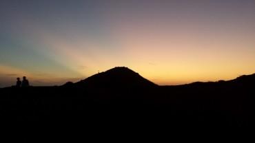 Tramonto a Cabo de la Vela