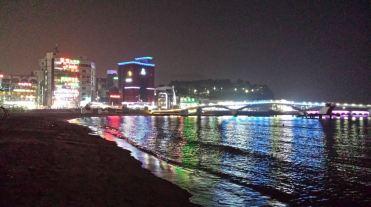 Busan - Spiaggia