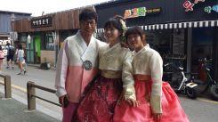 Hanok di Jeonju - Vestiti tipici
