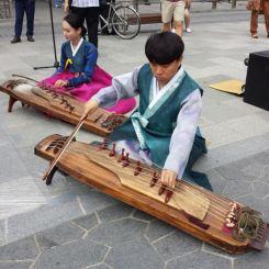 Hanok di Jeonju - Strumenti