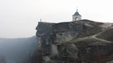 Orheiul Vechi - Il monastero