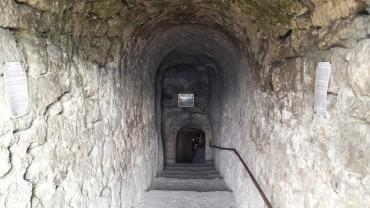 Orheiul Vechi - Ingresso al monastero