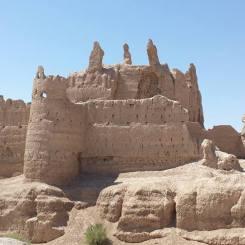 Rovine castello di Na'in