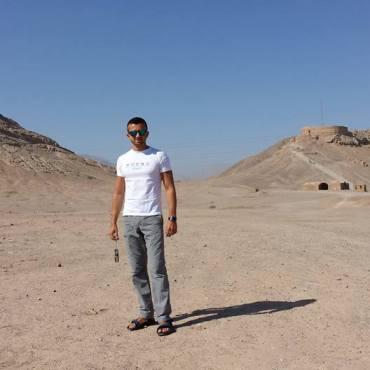 Torri del Silenzio Zoroastriane