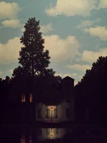 Magritte - Dominio di Luce
