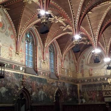 Sala Gotica - Bruges