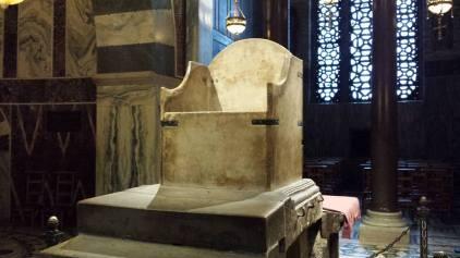 Trono di Carlo Magno - Aachen