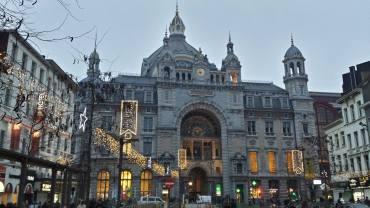 Stazione Centrale di Anversa
