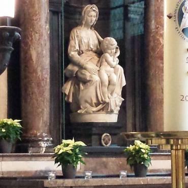 Madonna col Bambino - Bruges