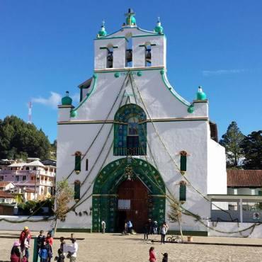 Chiesa di San Juan Batista de Chamula