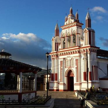 San Cristobal de las Casas - Iglesia de Mexicanos
