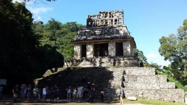 Palenque - Tempio del Sole