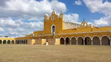 Izamal - Monasterio de San Antonio