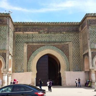 Bab el-Mansour - Meknès