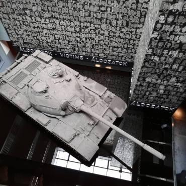 Carrarmato - Museo del Terrore
