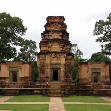Roluos - Preah Ko