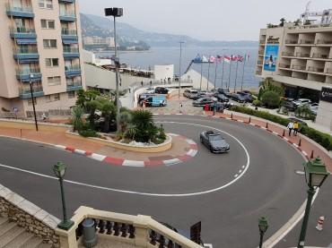 La difficile curva del circuito di Formula1