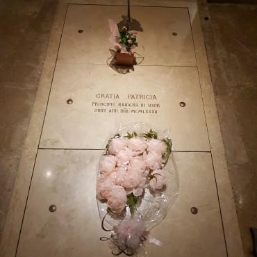 Tomba di Grace Kelly