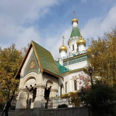 Chiesa russa di S. Nicola