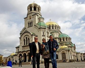 Nevski - I miei genitori ed io <3