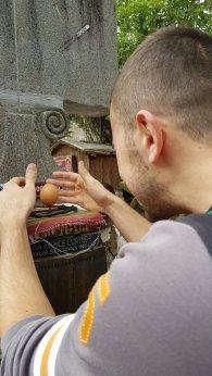 Uovo in equilibrio