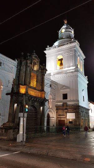 Quito di notte