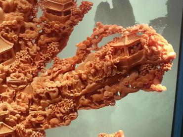 Lavorazione di coralli
