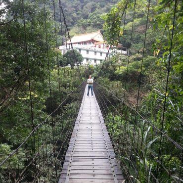 Ponte sospeso di Zhuilu