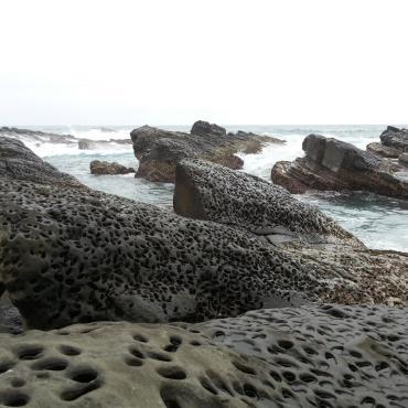 Xiao Ye Liu Rocks