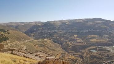 vista da Al-Karak