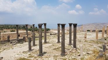 Tholos ottagonale - Umm Qais