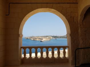 Vista dal Forte Sant'Elmo