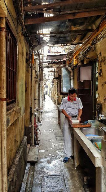 Tiangzifen hutong