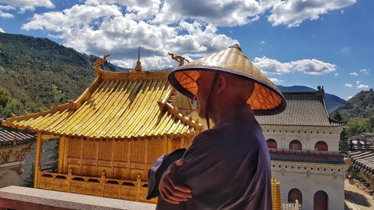 Monaco al Wutaishan