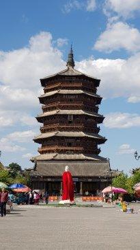Pagoda di legno