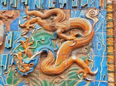 Muro dei 9 dragoni