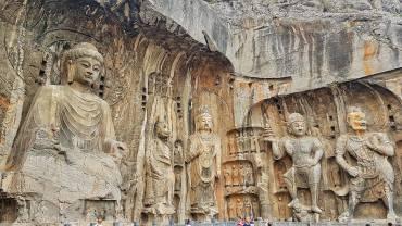 Grotte Longmen