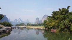 Navigazione sul fiume Li