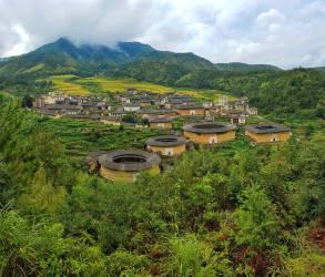 Villaggio Chuxi Tulou