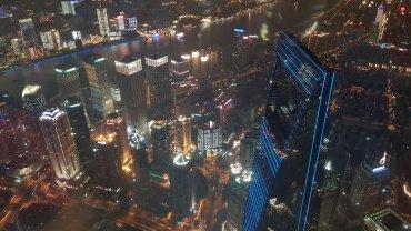 Dalla Shanghai Tower