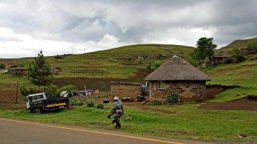 Villaggi basotho
