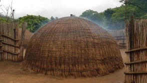 Capanna cucina - Swazi Village