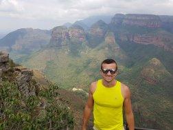 Three Rondavels - Blyde River Canyon