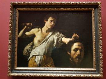 Davide e Golia - Caravaggio