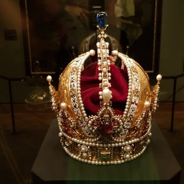 Tesoro imperiale - Corona di Rodolfo II
