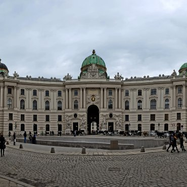 Palazzo Hofburg