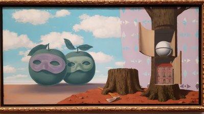 Il Dominio Incantato - Magritte