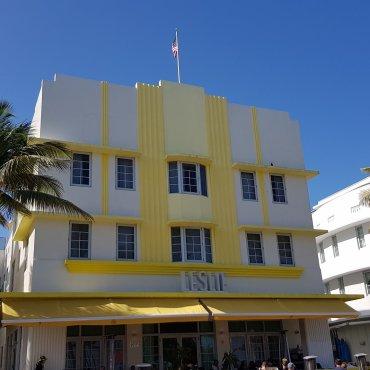 Ocean Drive - Art Deco