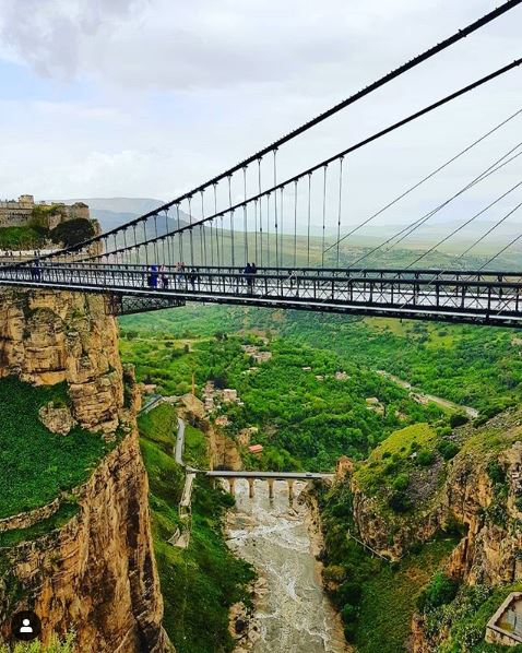 Ponte Sidi M'cid - Constantine