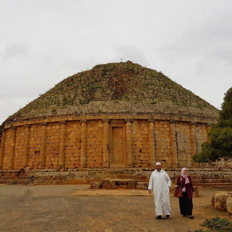 Mausoleo reale della Mauritania